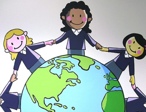 Children Around the World Mural