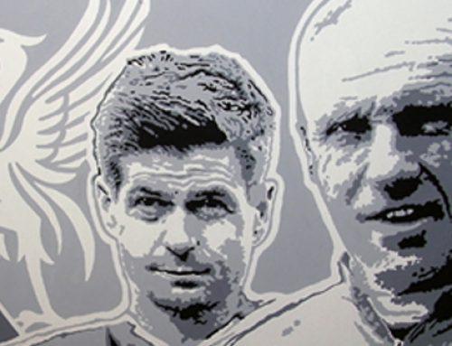 Liverpool FC Mural