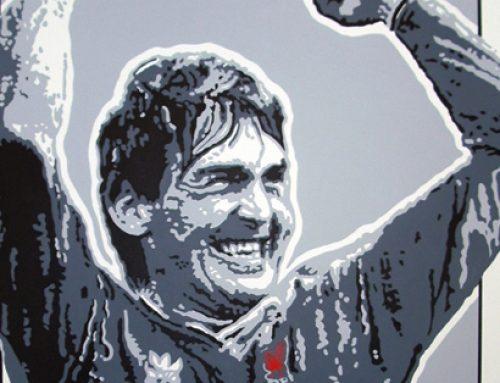 Kenny Dalglish– Liverpool FC Mural