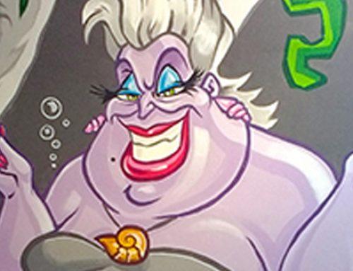 Ursula Character